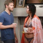 Beautiful Scott Clifton, Jacqueline MacInnes Wood