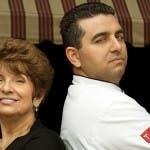 Buddy Valastro con la madre Mary
