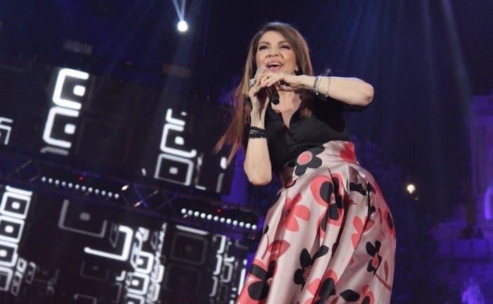 Cristina D'Avena al Wind Summer Festival