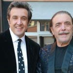 Flavio Insinna e Nino Frassica