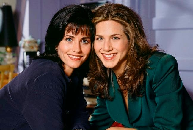 Friends - Monica e Rachel