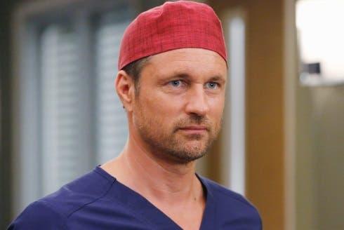 Grey's Anatomy - Martin Henderson