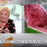 Tg4, Mangia che ti passa - Wilma De Angelis