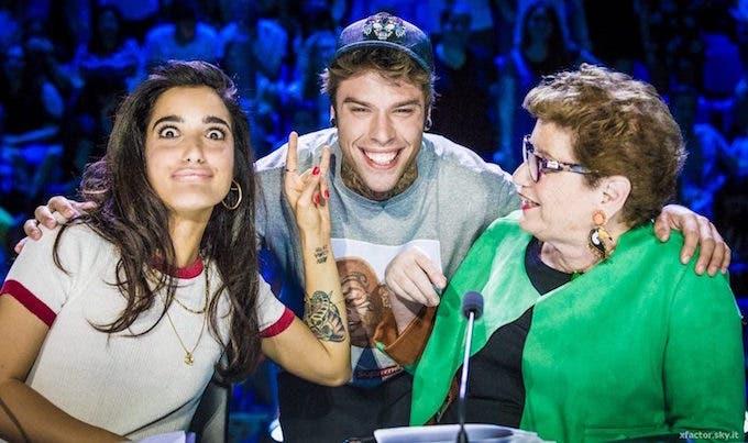 X Factor 2017, levante, fedez, maionchi