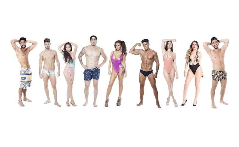 Cast Super Shore