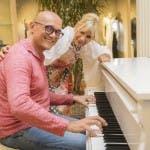 Chi Summer Tour - Alfonso Signorini e Gemma Galgani