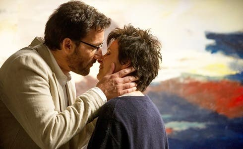 Clive Owen e Juliette Binoche in Words and Pictures