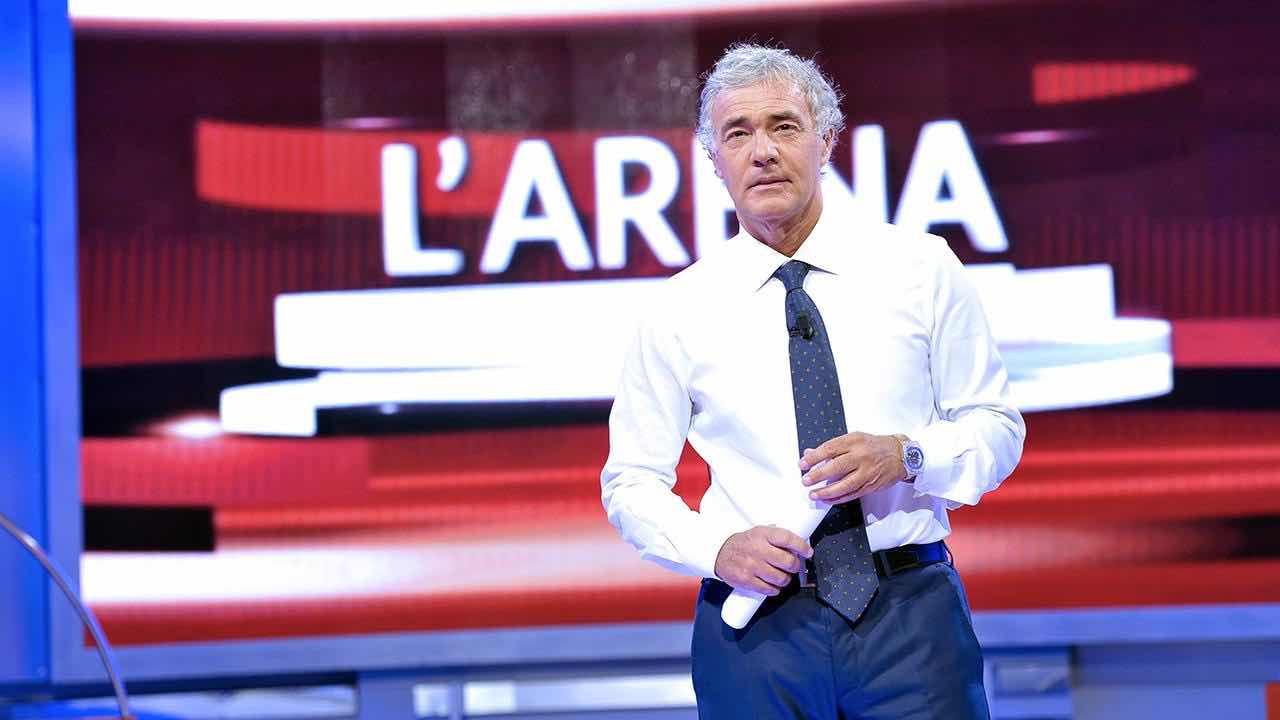 Massimo Giletti - L'Arena
