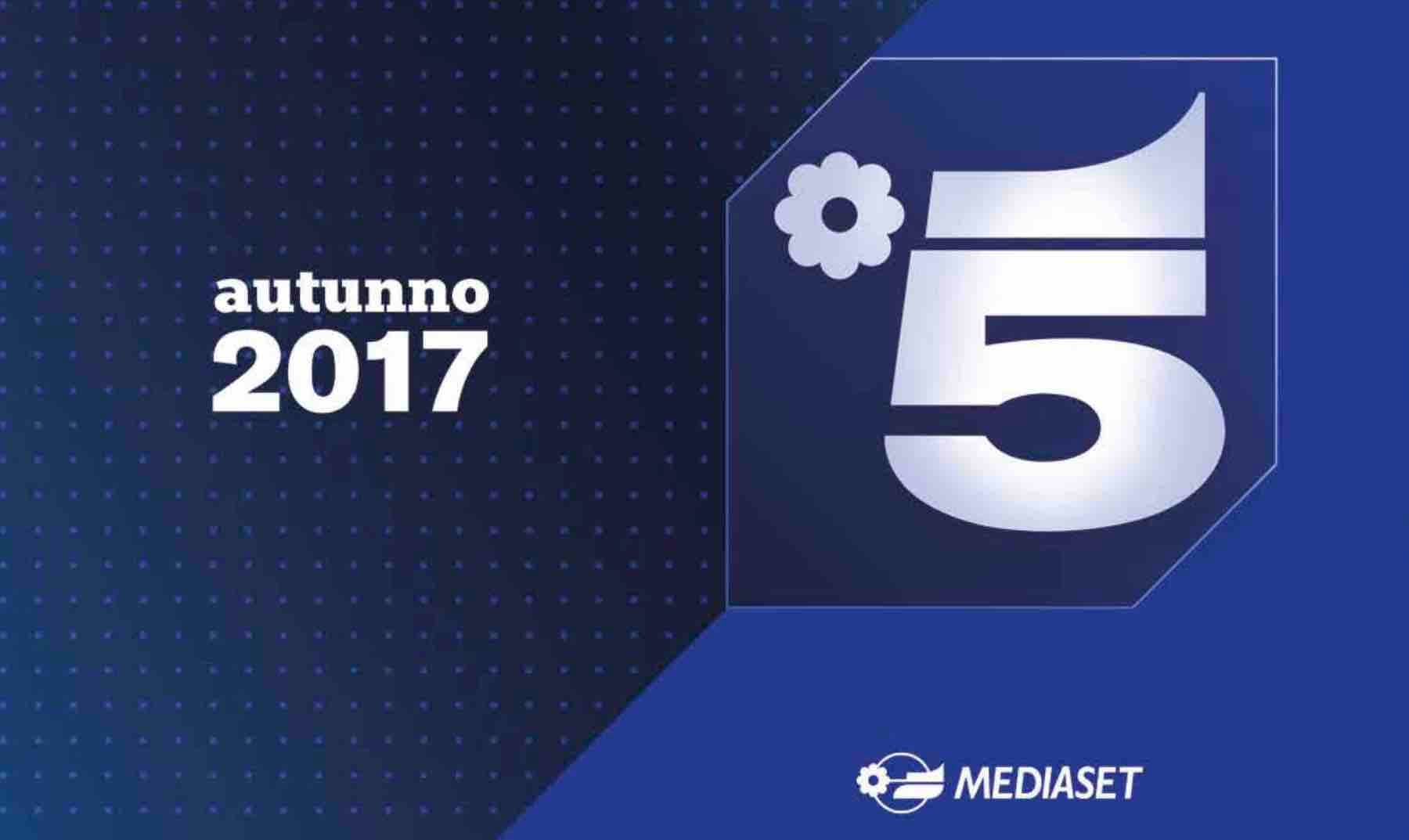 Palinsesti Canale5 2017/2018