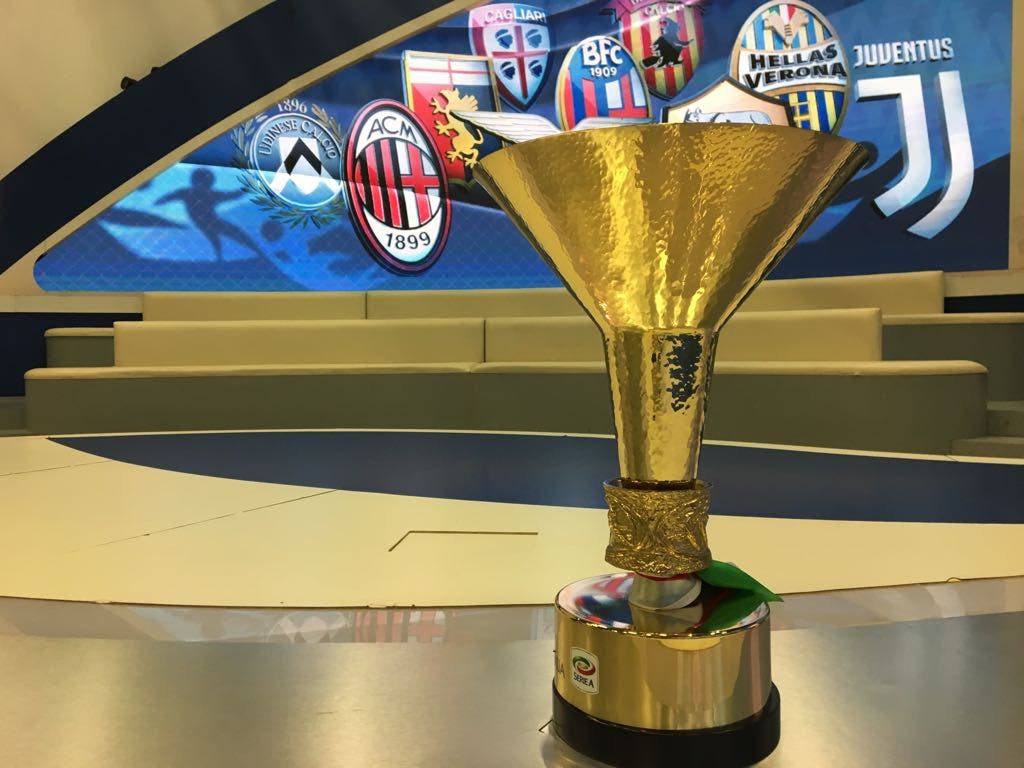 Presentazione Calendario Serie A 2017/2018
