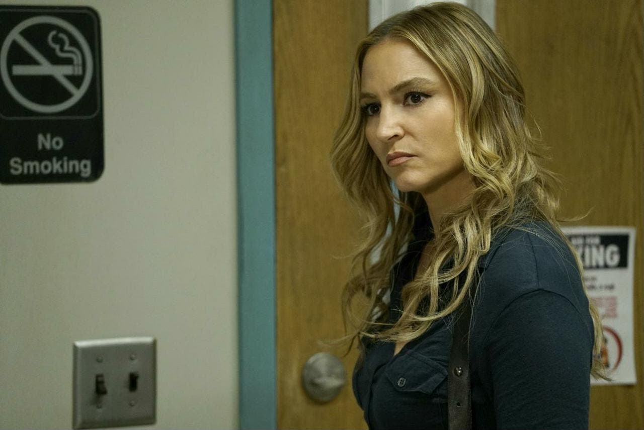 Shades of Blue - Drea de Matteo