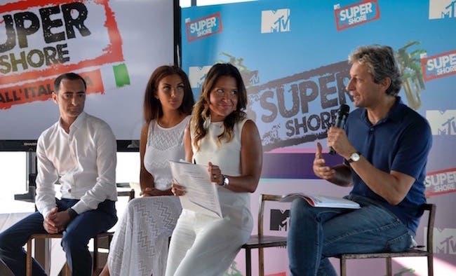 Super Shore 3, conferenza stampa