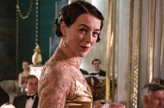 The Halcyon - Olivia Williams (Lady Hamilton)