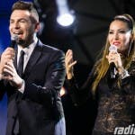 Alan-Palmieri-ed-Elisabetta-Gregoraci-Battiti-Live- 16 agosto 2017