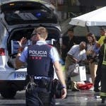 Attentato in Spagna