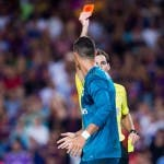 Cristiano Ronaldo squalificato