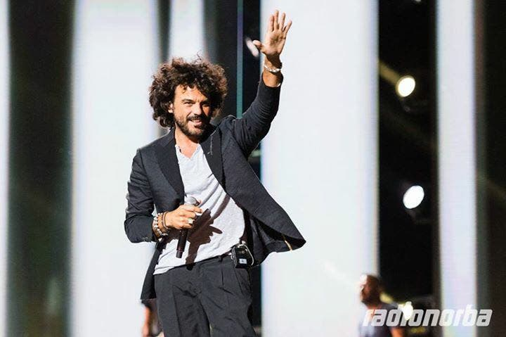 Francesco Renga - Battiti Live 2017