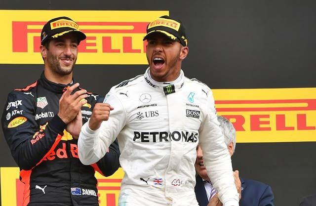 Gran Premio di Formula 1 del Belgio (da Facebook)