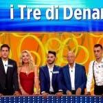 I Tre di Denari con Valeria Marini e Pippo Franco