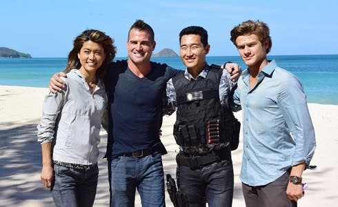MacGyver - Hawaii Five - 0