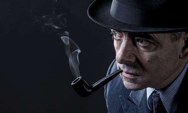 Rowan Atkinson nelle vesti di Maigret