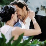 ridge e quinn bacio beautiful