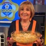 Anna Moroni a La Prova del Cuoco