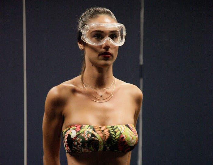 Grande Fratello Vip 2017: Ilary Blasi torna sulla doccia «generosa» di Cecilia, ma le sue scuse non convincono