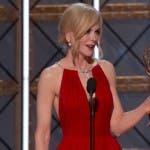 Emmy Awards 2017, Nicole Kidman