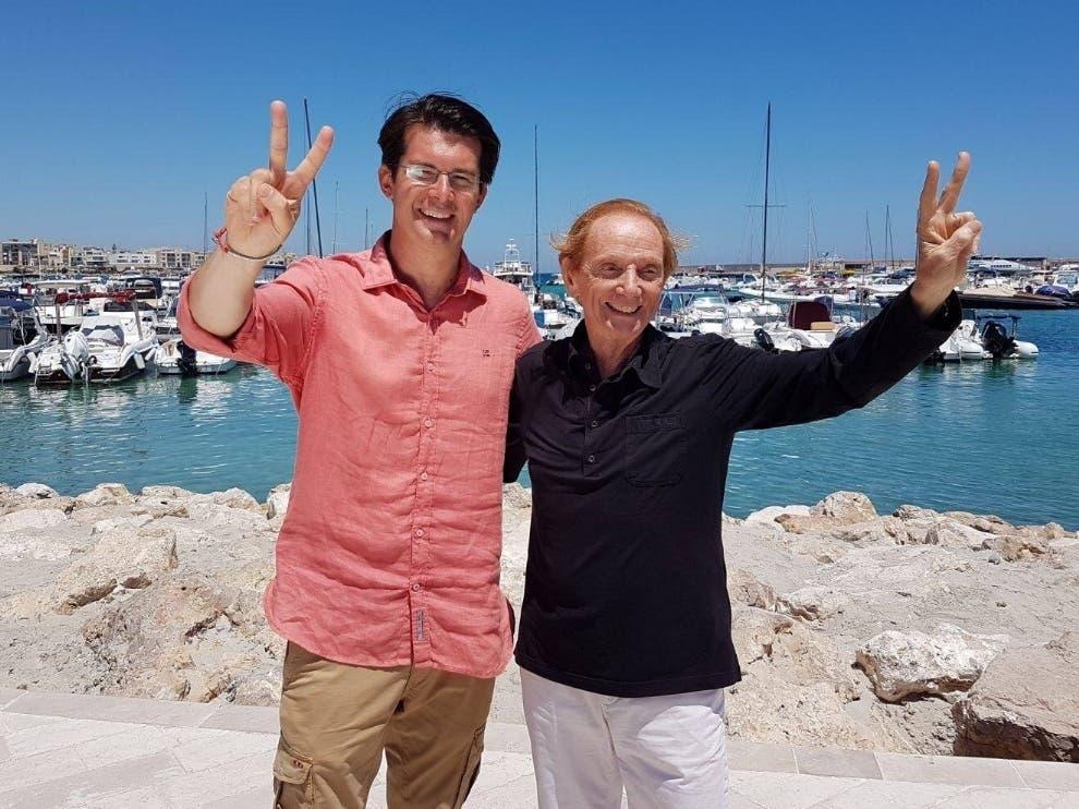 Giovanni Muciaccia e Osvaldo Bevilacqua