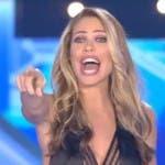 Ilary Blasi - Prima puntata GF Vip 2017