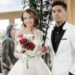 Beautiful: Nicole e Zende sposi