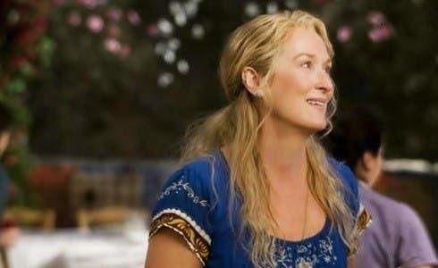 Meryl Streep in Mamma Mia!