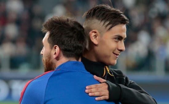 Messi e Dybala