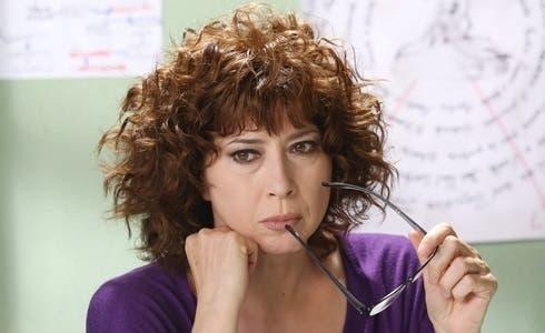 Veronica Pivetti in Provaci ancora Prof 7