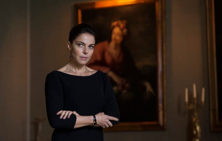 Suburra Claudia Gerini