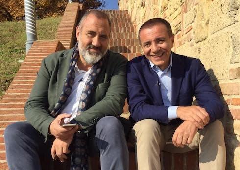 Signori del Vino - Marcello Masi e Rocco Tolfa