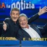 Striscia la Notizia, Ezio Greggio ed Enzo Iacchetti