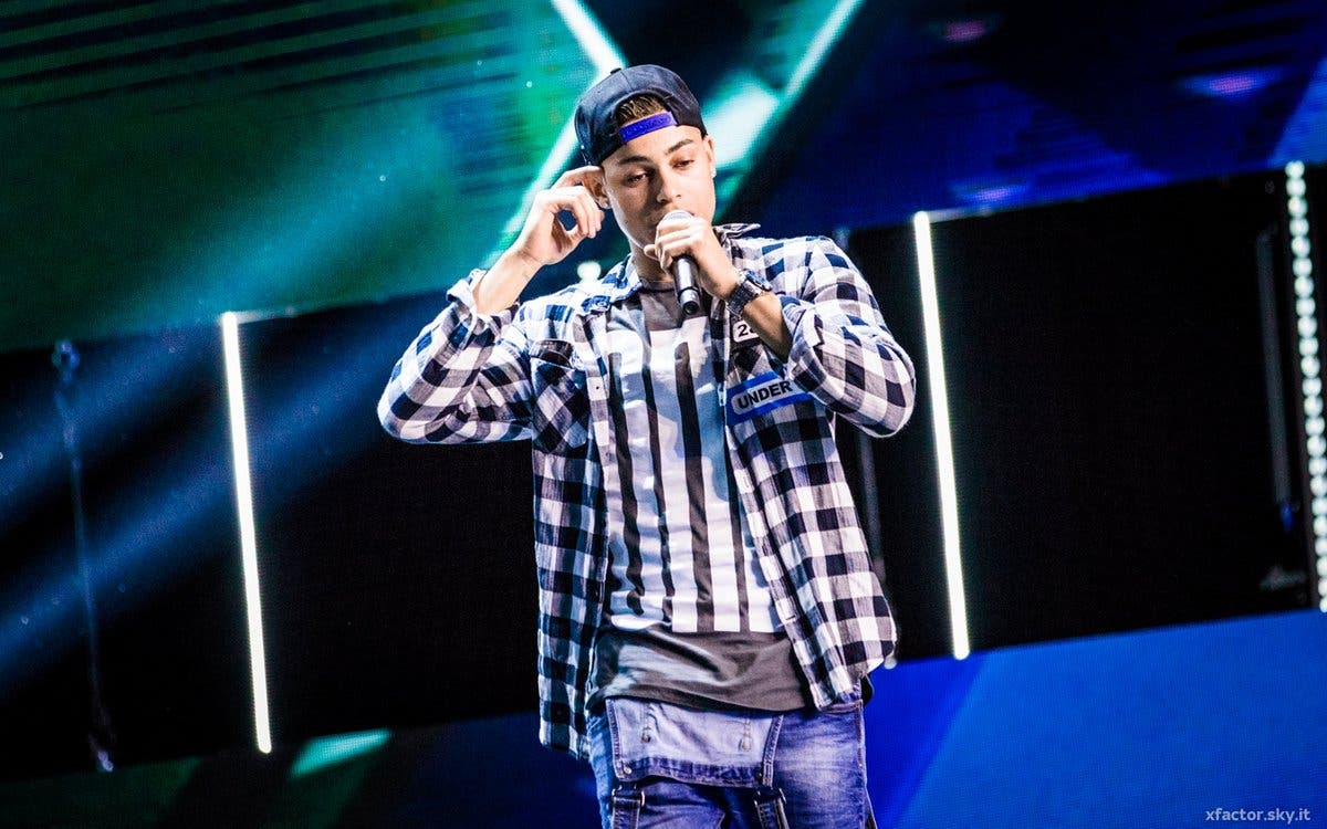 Einar Ortiz, cubano - X Factor 2017
