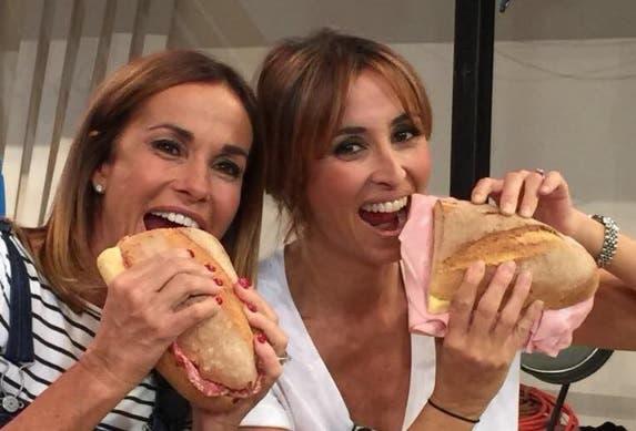 Cristina e Benedetta Parodi - Domenica In