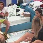GFVip 2017 - Luca litiga con Veronica