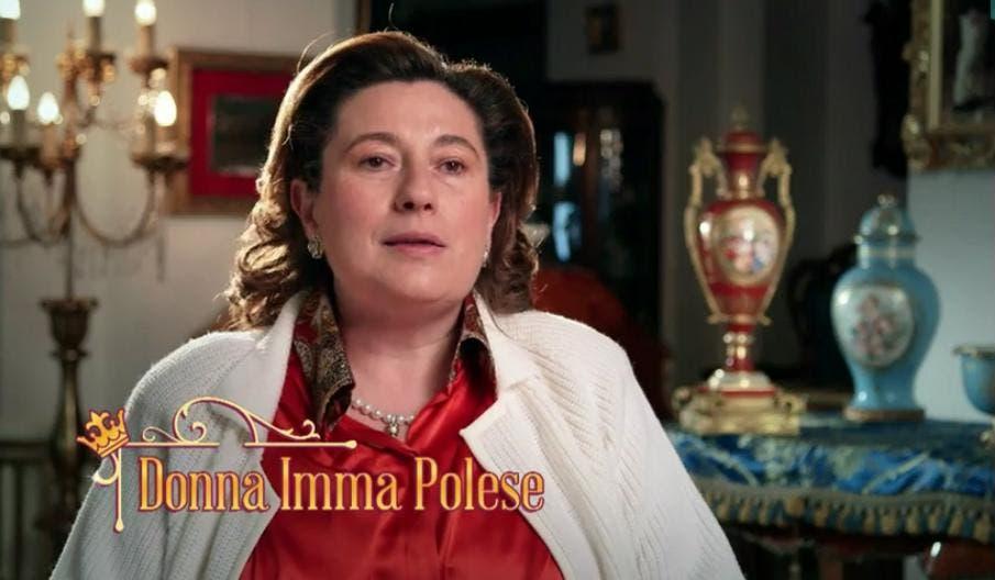 Il Castello delle Cerimonie - Donna Imma