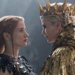Il cacciatore e la regina di ghiaccio ascolti