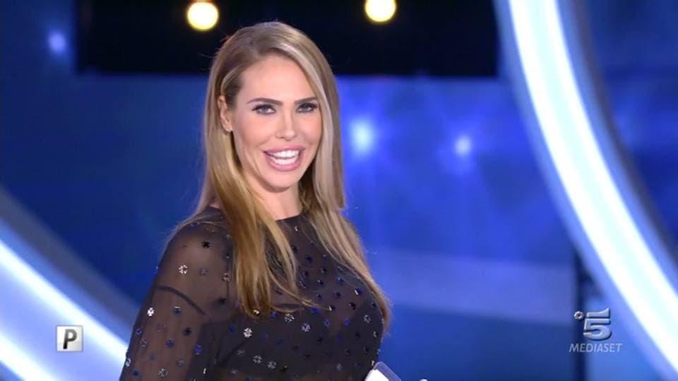Ilary Blasi - Ottava puntata GF Vip 2017