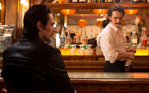James Franco  - The Deuce