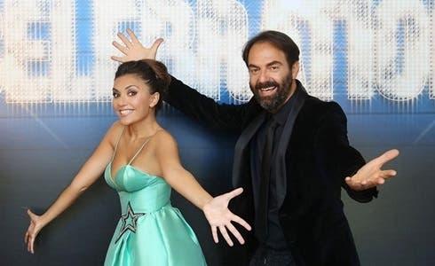 Serena Rossi e Neri Marcorè in Celebration