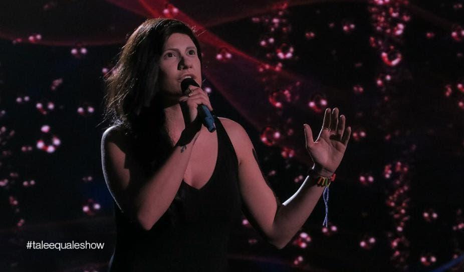 Tale e Quale Show 2017 - Benedetta Mazza imita Elisa