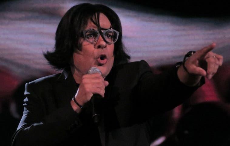 Tale e Quale Show 2017 - Dario Bandiera imita Renato Zero