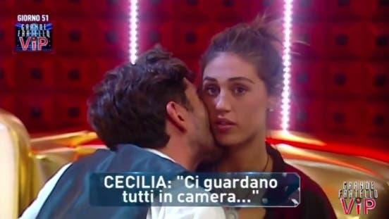 Cecilia e Ignazio - GF Vip 2017