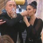 GFVip 2017 - Alfonso Signorini e Giulia De Lellis